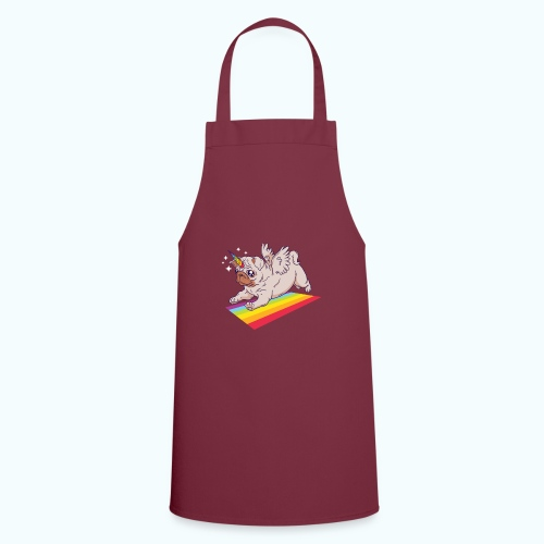 Unicorn Pug Limited Edition - Cooking Apron