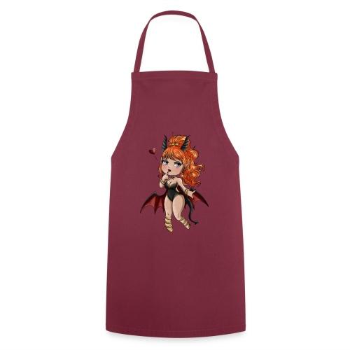 Chibi Diablesse - Tablier de cuisine