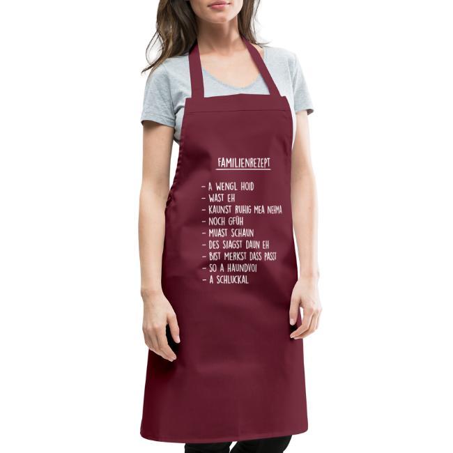 Vorschau: Familienrezept - Kochschürze