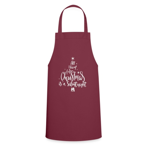 All I want for Christmas. - Cooking Apron