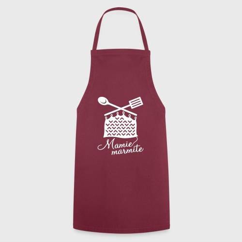 Mamie Marmite Cuisine et Tricot - Tablier de cuisine