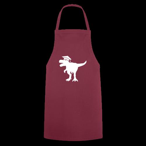 Dinosaurier Doktorhut Promotion Dissertation - Kochschürze