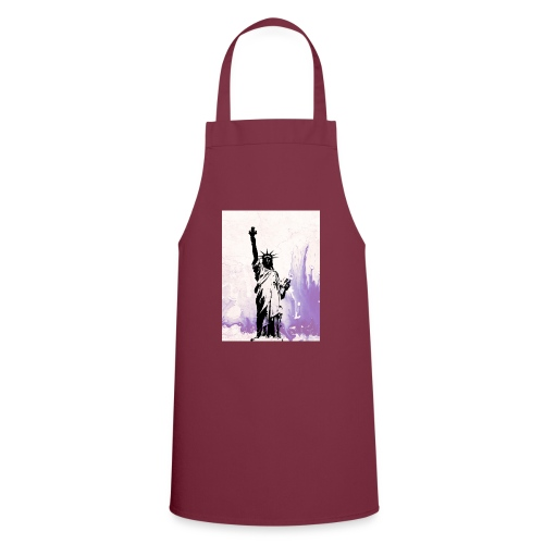 Purple liberty - Delantal de cocina