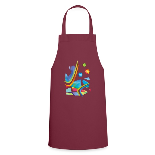 Fresh Works 3D Graffiti - Cooking Apron