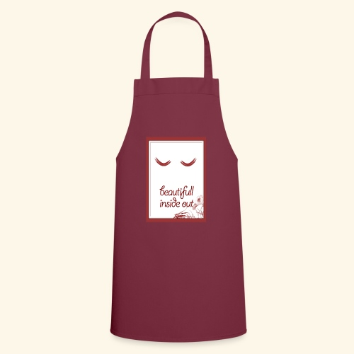 beautiful inside out - Cooking Apron