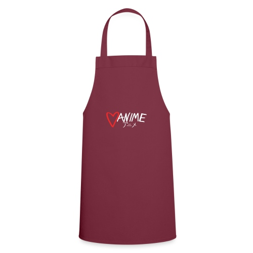 Heart Anime 2 - Cooking Apron