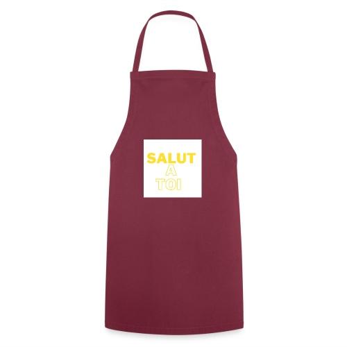 salut - Tablier de cuisine