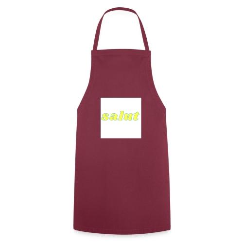 salut 6 - Tablier de cuisine