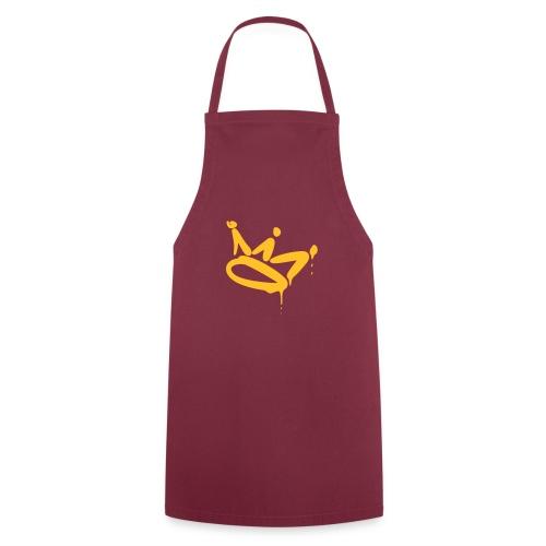 Ik ben Crown v2 - Keukenschort