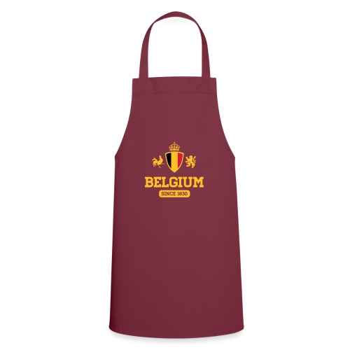 depuis 1830 Belgique - Belgium - Belgie - Tablier de cuisine