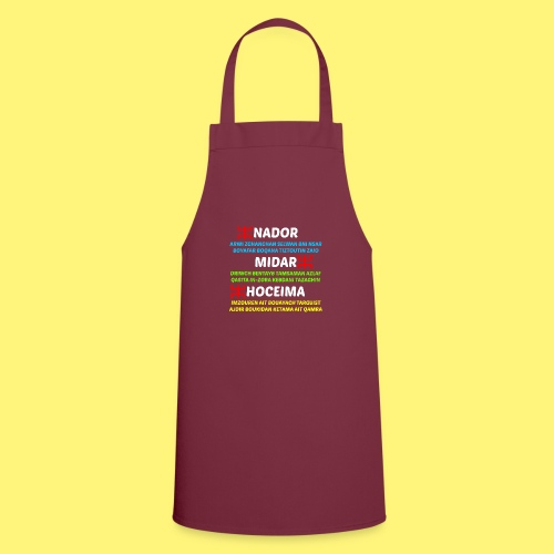 Rif - Tablier de cuisine