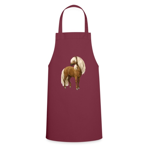 Pony Hengst - Kochschürze