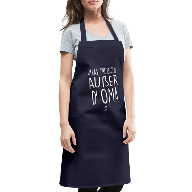 Vorschau: Ollas Trutschn außer d'Oma - Kochschürze