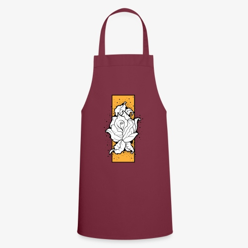 Ancient Rose (2 of 3) - Cooking Apron