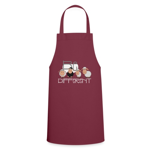 Cool Be Different Sheep Gang - Good Mood Sheep - Cooking Apron