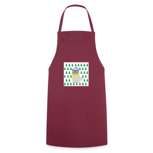 Hipster Mops - Kochschürze