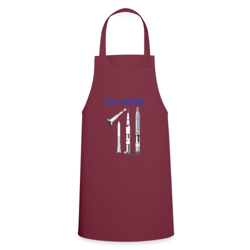 Space adventurers - Cooking Apron