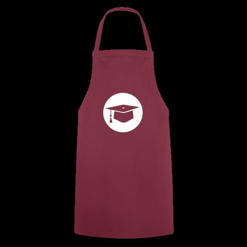 Doktorhut Kreis Geschenkidee Promotion Examen - Kochschürze