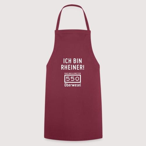 Ich bin Rheiner - Kochschürze