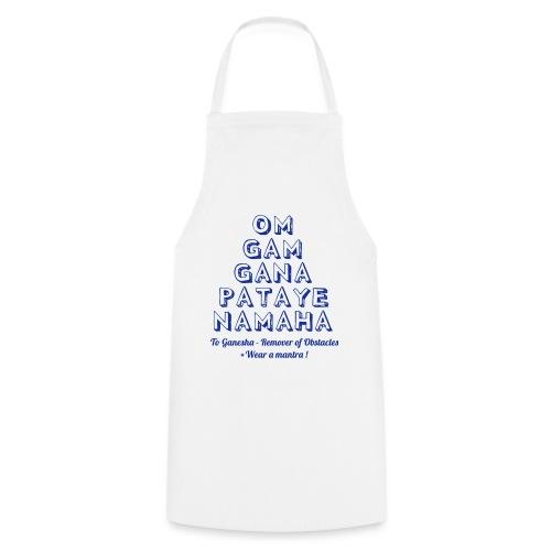 OM GAM GANAPATAYE - Grembiule da cucina
