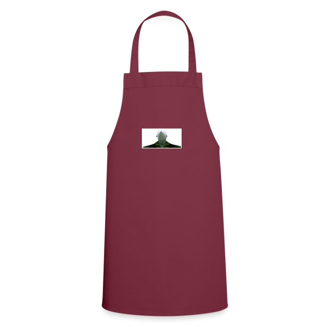 Cooking Supersonic Apron