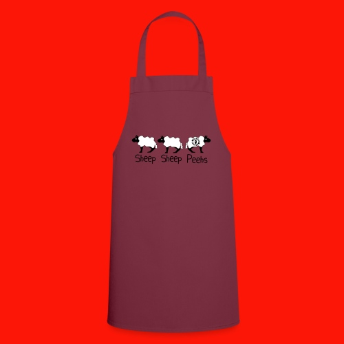 Sheep - Sheep - Peehs - Cooking Apron