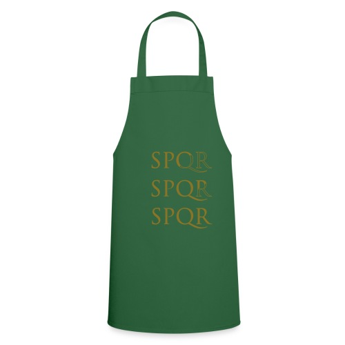 spqr - Delantal de cocina