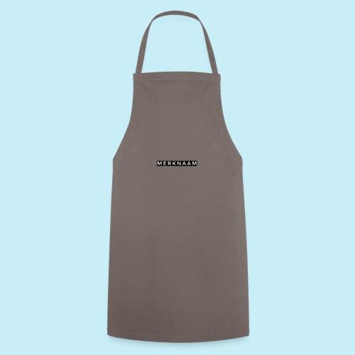 marque - Tablier de cuisine