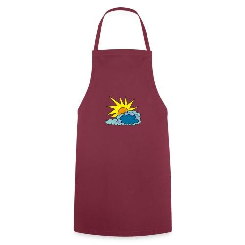 amanecer2 - Delantal de cocina