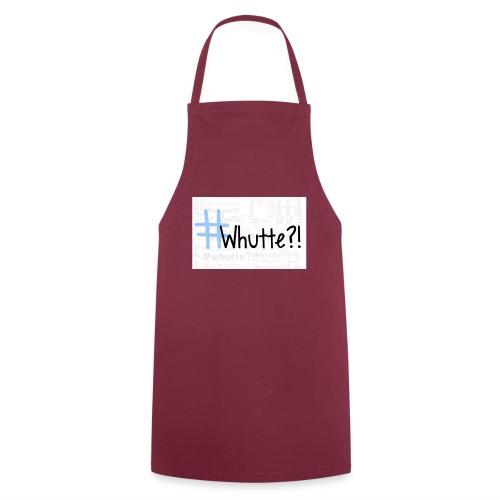 #whutte merchandise - Keukenschort