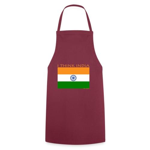 I THINK INDIA - Grembiule da cucina