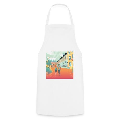 T-Shirt Vie À Saint André 108 - Tablier de cuisine