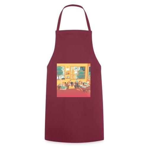 T-Shirt Vie À Saint André 109 - Tablier de cuisine