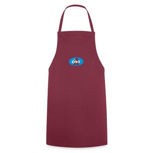 ÖWF Logo groß - Kochschürze