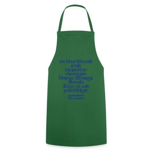OM Bhur Bhuva Svaha - Grembiule da cucina