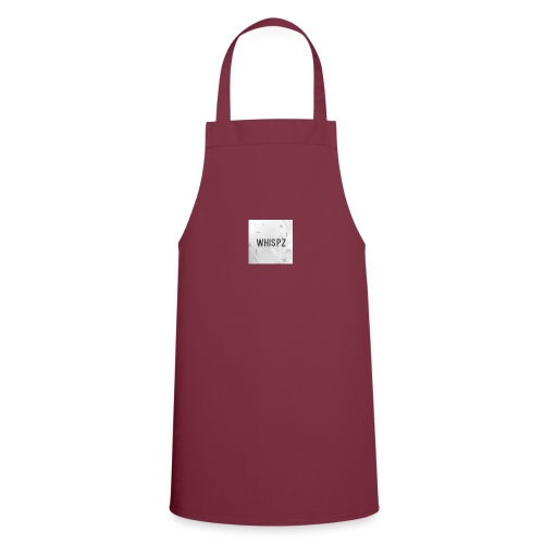 DyZe_WhispZ RED Shirt - Cooking Apron