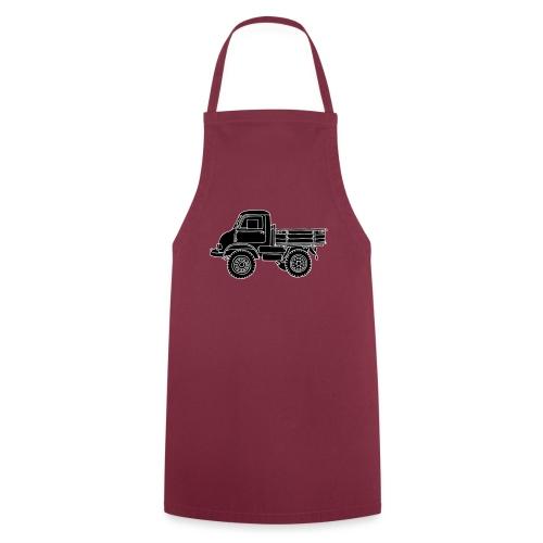 Lastwagen 2 - Kochschürze