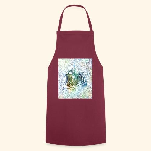Sonnenrad sizilianisches Zeichen - Kochschürze