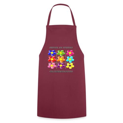 logo of my #MultiDimensionalMotors blog - Grembiule da cucina