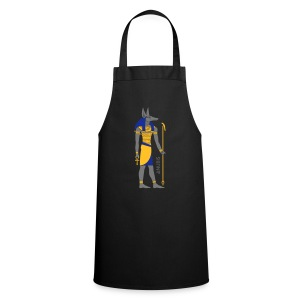 Der altägyptische Gott Anubis - Kochschürze