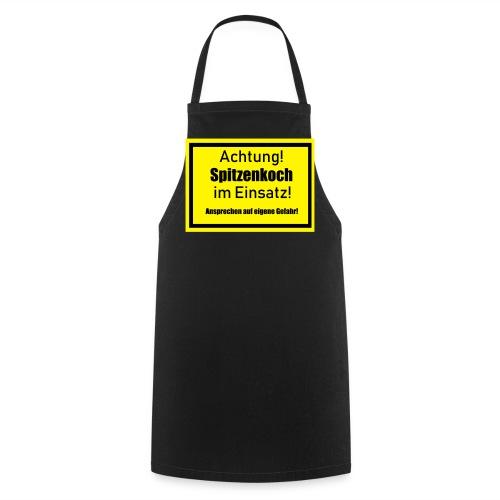 Spitzenkoch - Kochschürze