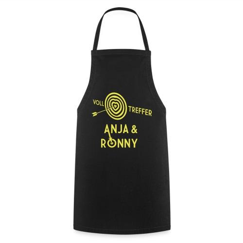 Anja und Ronny - Kochschürze