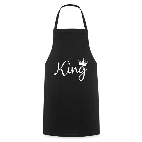 King - Delantal de cocina