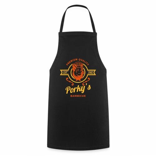 Porkys Barbecue - Kochschürze