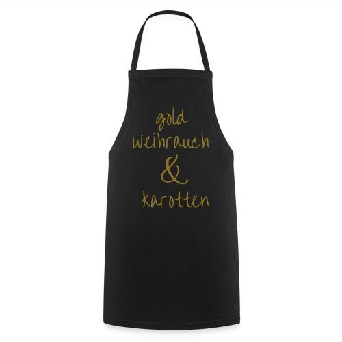 Gold - Kochschürze