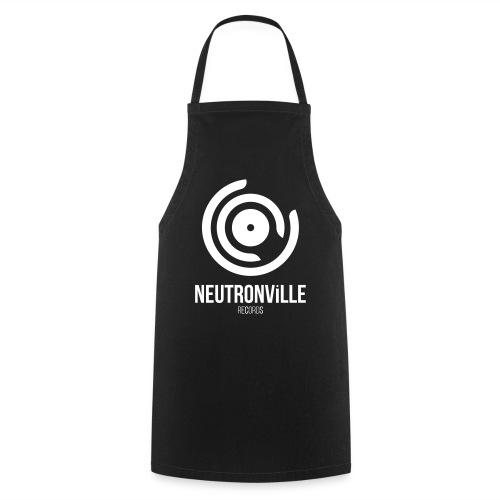 Neutronville Records Logo - Kochschürze