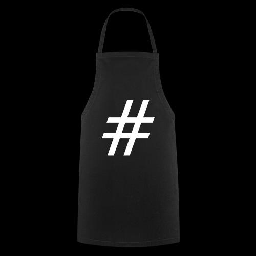 Hashtag Team - Kochschürze