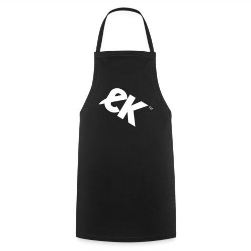 EK logo wit #1 - Keukenschort