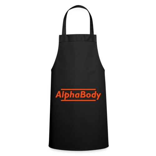 Logo AlphaBody - Tablier de cuisine