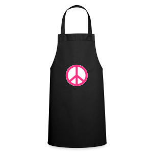 Peace, Love and Happiness - Keukenschort